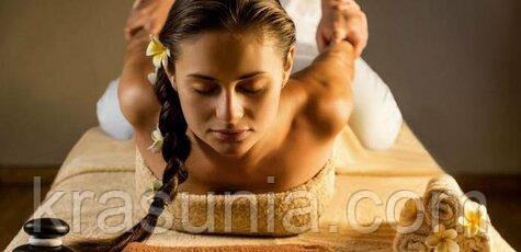 Тайский массаж: техника и особенности выполнения