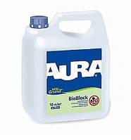 Aura Unigrund BioBlock 10 л укрепляющий акриловый грунт 4820166522095