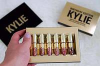 Суперстойкие помады Kylie Jenner Birthday,