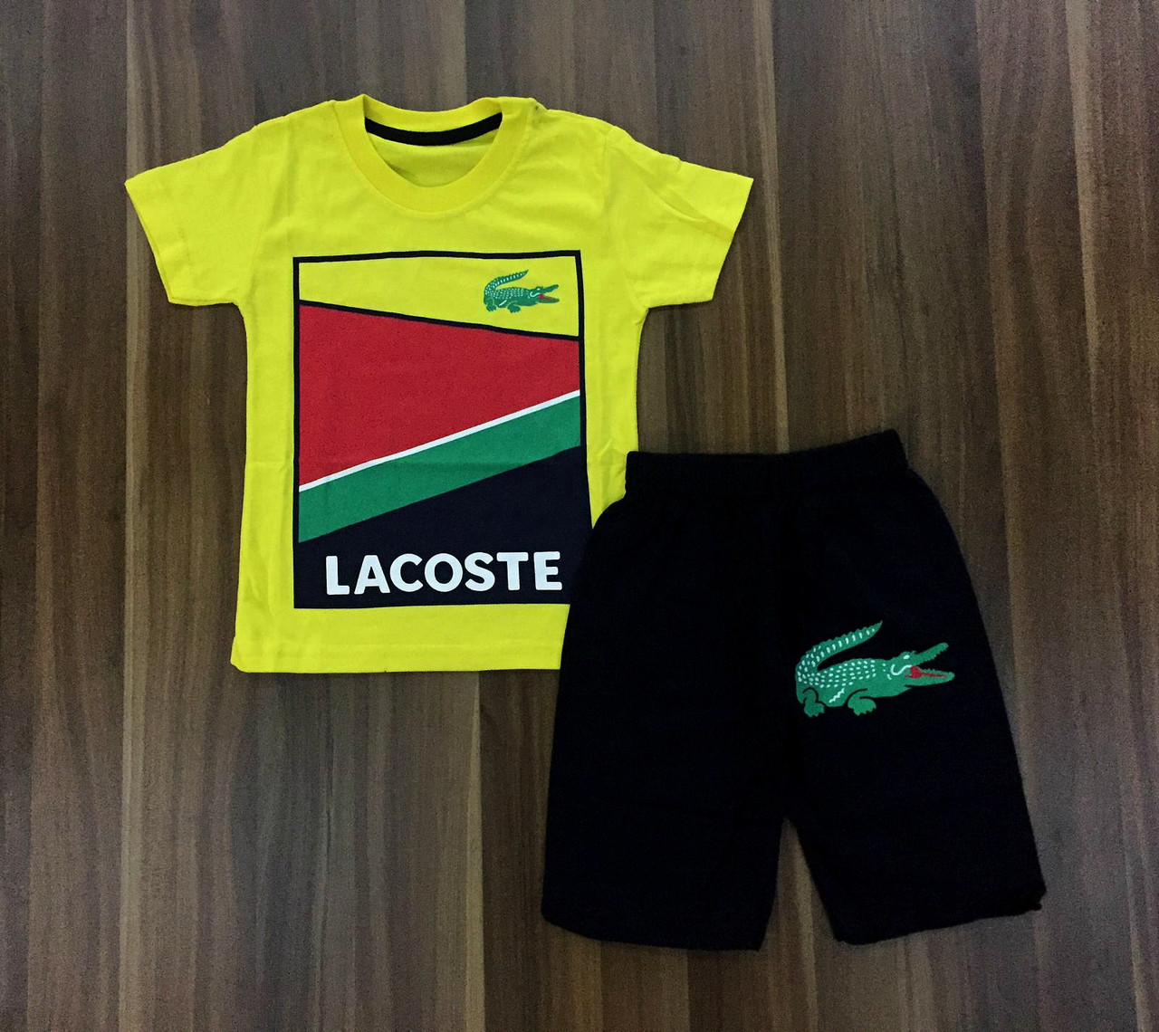 Шорты и футболка для мальчика