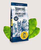 HAPPY DOG PROFI - LINE Сенситив корм для собак с чувствительным пищеварением, 20 кг