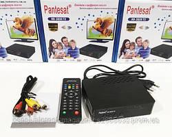 Тюнер для телевизора DVB-T2 3820 HD с поддержкой  wi-fi адаптера