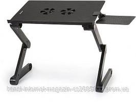 Подставка столик для ноутбука Multifunctional Laptop Table, многофункциональный столик под ноутбук