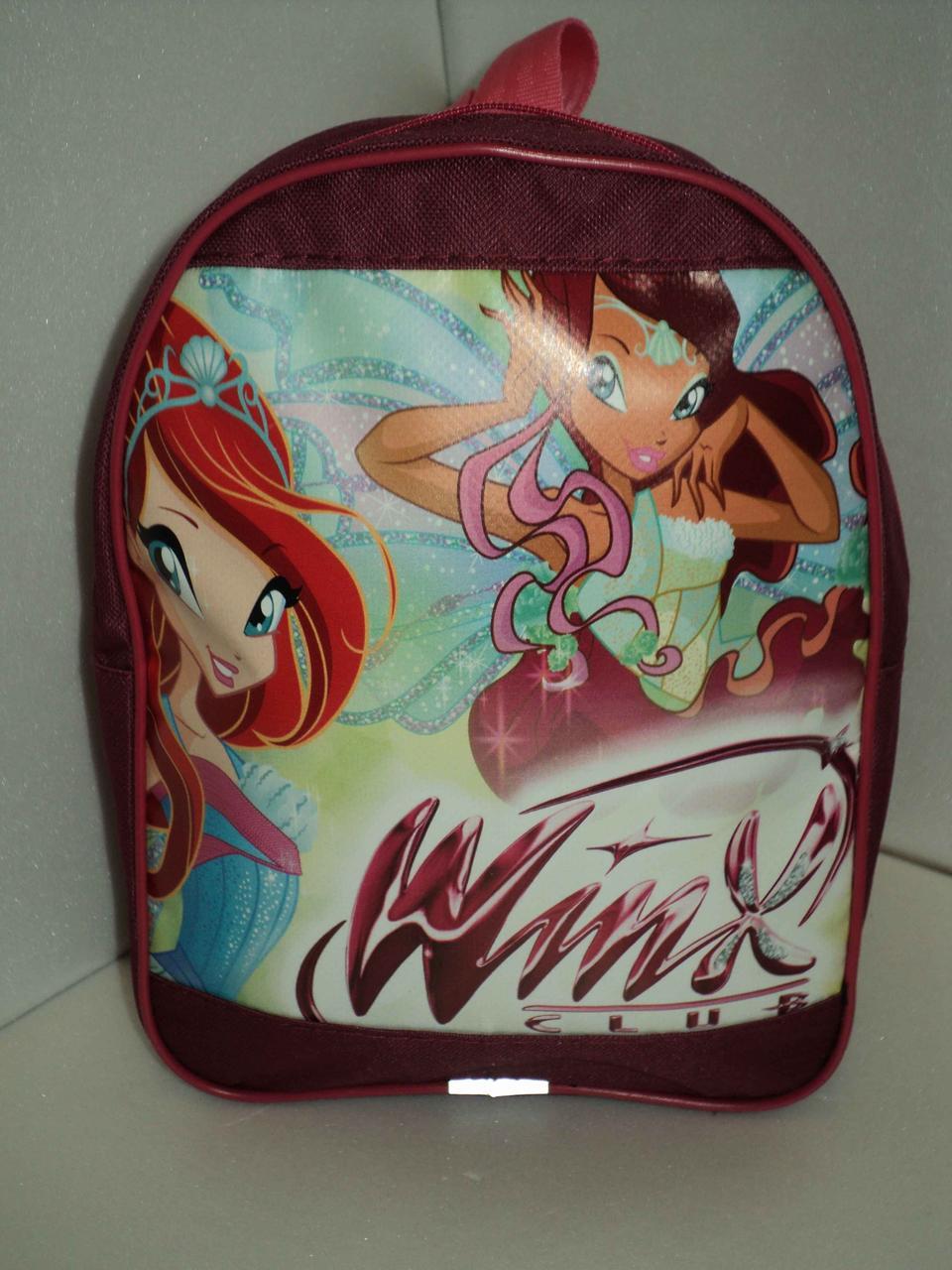 Рюкзак для девочек Винкс . Копия