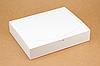 """Коробка """"Стильная"""" М0039-о4 белая, размер: 250*200*50 мм"""