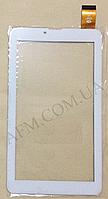 Сенсор (Touch screen) Nomi (185*104) C07000/  C07005/  C07008/  C07009 Rev 1/  A07005 белый