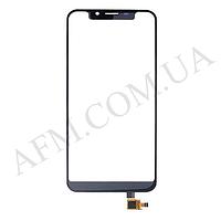 Сенсор (Touch screen) Oukitel U18 чёрный