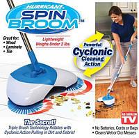 Веник механический для уборки Spin Broom, веник-щётка, фото 1