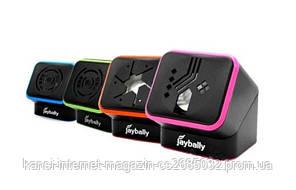 Портативна колонка SPS BL 02 BT, Bluetooth колонка, міні колонка