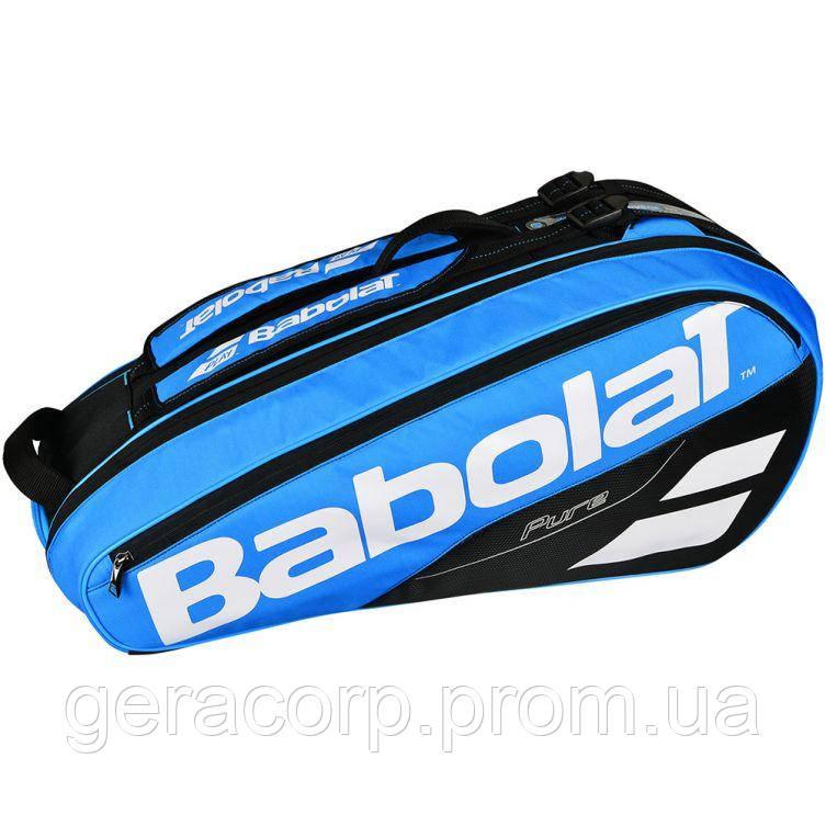 Чехол Babolat RH X 6 Pure blue