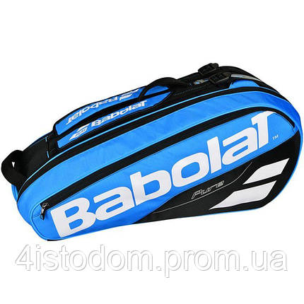 Чехол Babolat RH X 6 Pure blue, фото 2