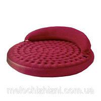 Надувной диван кровать велюр Intex 68881
