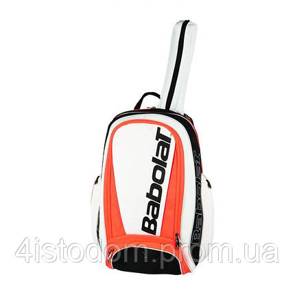 Рюкзак Babolat Backpack Pure white/red				, фото 2