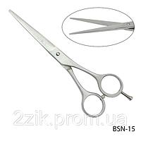 """Ножницы парикмахерские BSN-15 - для стрижки, классической формы, размер: 5,6"""" 16400"""