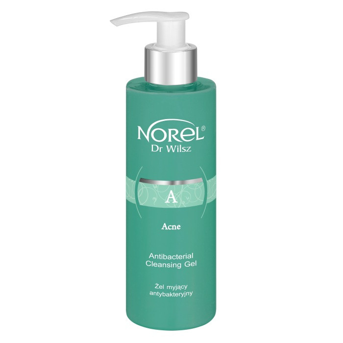 Антибактеріальний очищаючий гель ANTIBACTERIAL CLEANSING GEL Norel
