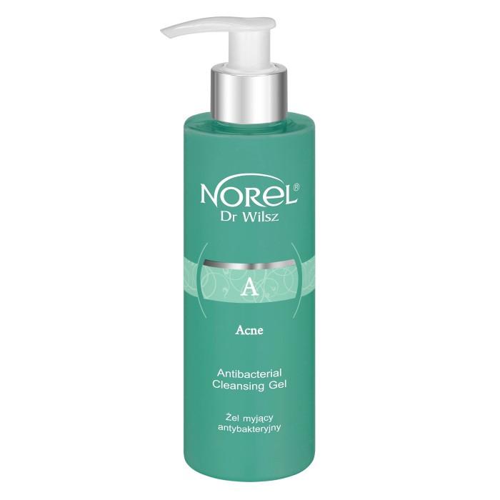 Антибактериальный очищающий гель ANTIBACTERIAL CLEANSING GEL Norel