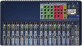 Soundcraft Si Expression 3 цифровой микшерный пульт, 32 моно + 4 стерео канала