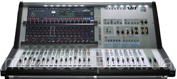 Soundcraft Vi1 цифровой микшерный пульт, 32 входа, 24 выхода