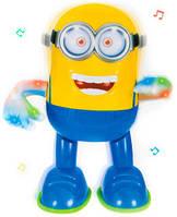 Интерактивная игрушка Танцующий Миньон Dancing Minion