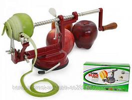 Яблокочистка Peeler Corer Slicer, ручная яблокорезка,яблокочистка