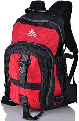 Рюкзак Onepolar W1955-red красный 25 л