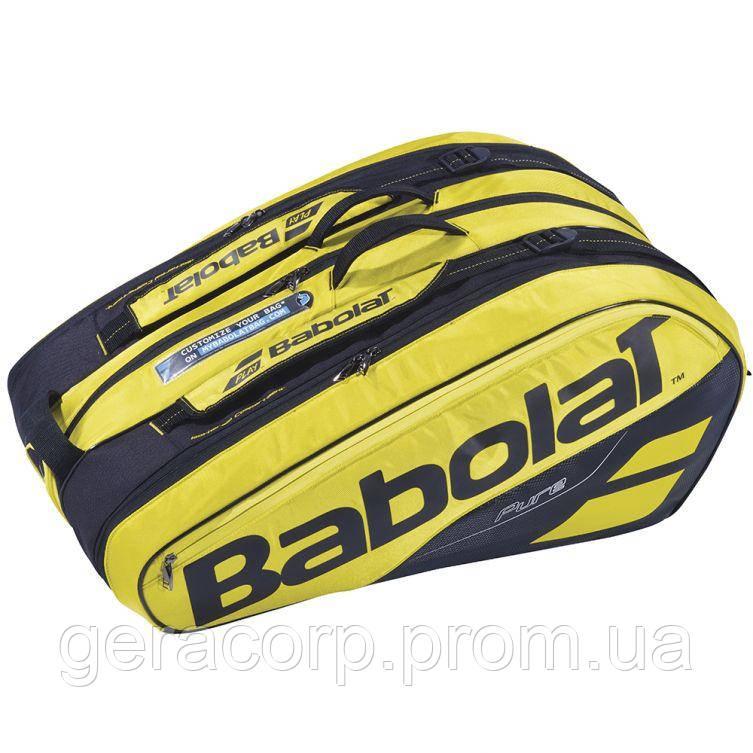 Чехол Baboalt RHX12 pure aero yellow/black 2019