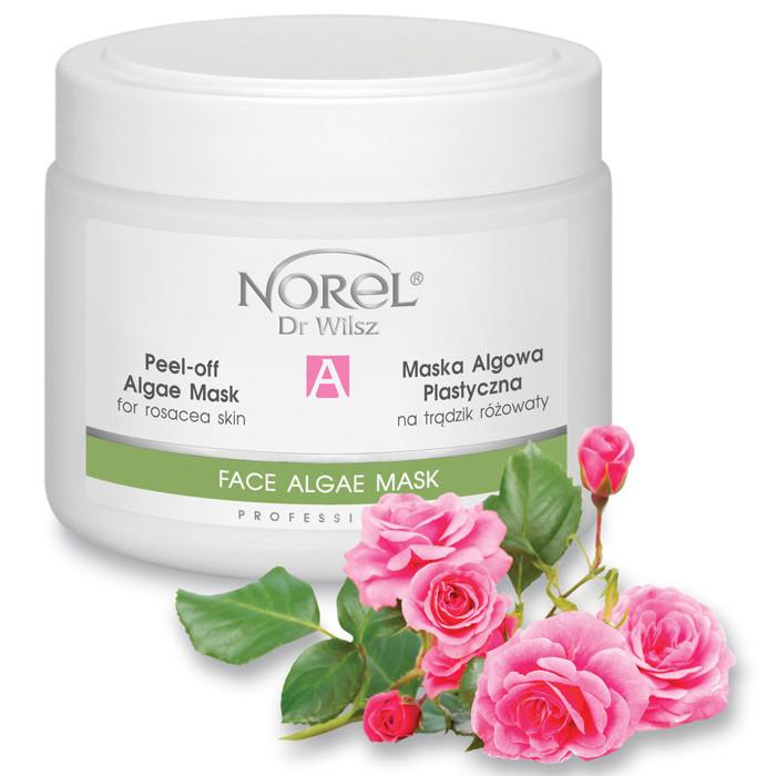 Альгінатна маска для шкіри з розацеа Норель PEEL-OFF ALGAE MASK FOR ROSACEA SKIN Norel 500 мл