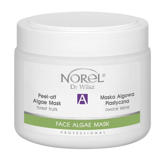 Альгинатная успокаивающая маска с лесными ягодами  НорельPEEL-OFF ALGAE MASK WITH FOREST FRUITS  Norel 500 мл