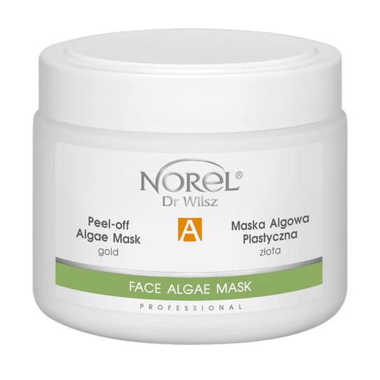 Альгинатная маска  Норель PEEL-OFF ALGAE GOLD MASK  Norel