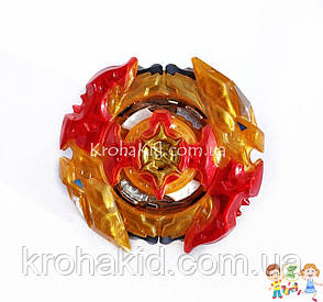 BeyBlade Cho-z SprigganS5 B-128 / Бейблейд Спрайзен Чё Зет С5 Sun (красный с черным), фото 2