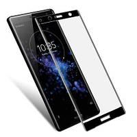 Защитное стекло Mocolo 3D для Sony Xperia XZ2 Compact H8324 Black (0.33 мм)
