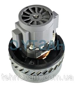 Двигатель моющего пылесоса H 061300501 d=143 h= 168