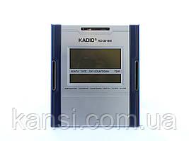 Часы Kadio KK 3810,  часы будильник, портативные настольные часы, электронные часы