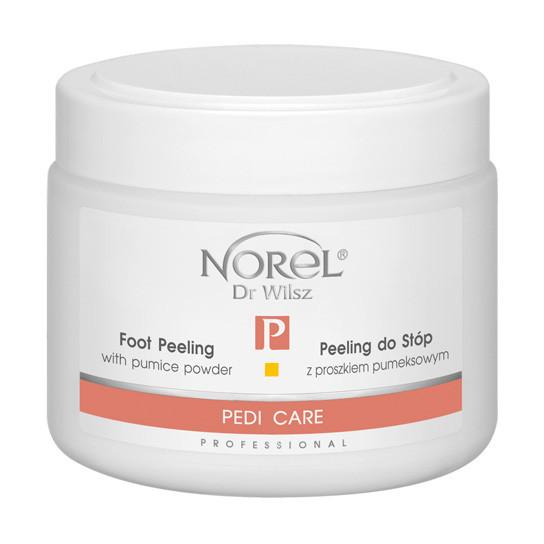 Пилинг скраб  для ног Норель  FOOT PEELING WITH PUMICE POWDER  Norel 500 мл