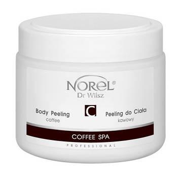 Антицеллюлитный пилинг-скраб с кофе, для тела COFFEE BODY  500 мл