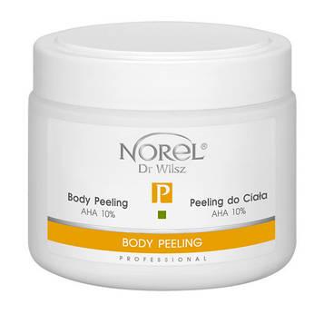 Пилинг для тела с молочной кислотой  AHA 10% BODY PEELING AHA 10% Norel