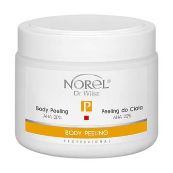 Пилинг для тела с 20% АНА кислотами BODY PEELING AHA 20% Norel