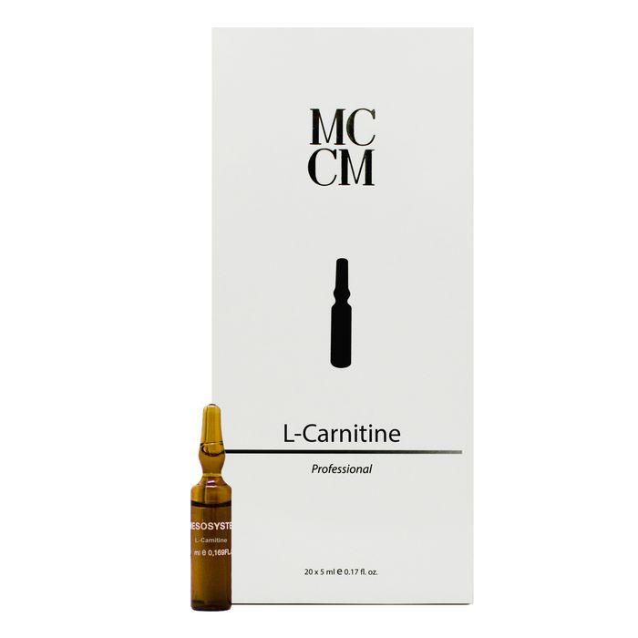 L-карнітин ампули L-CARNITINE Мезопрепараты МССМ 5мл x 20 0055
