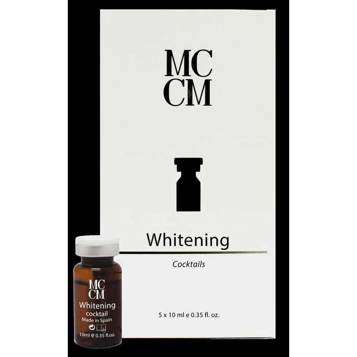 Мезопрепараты  Отбеливающий коктейль флаконы WHITENING MСCM  5 х 10 мл 0051