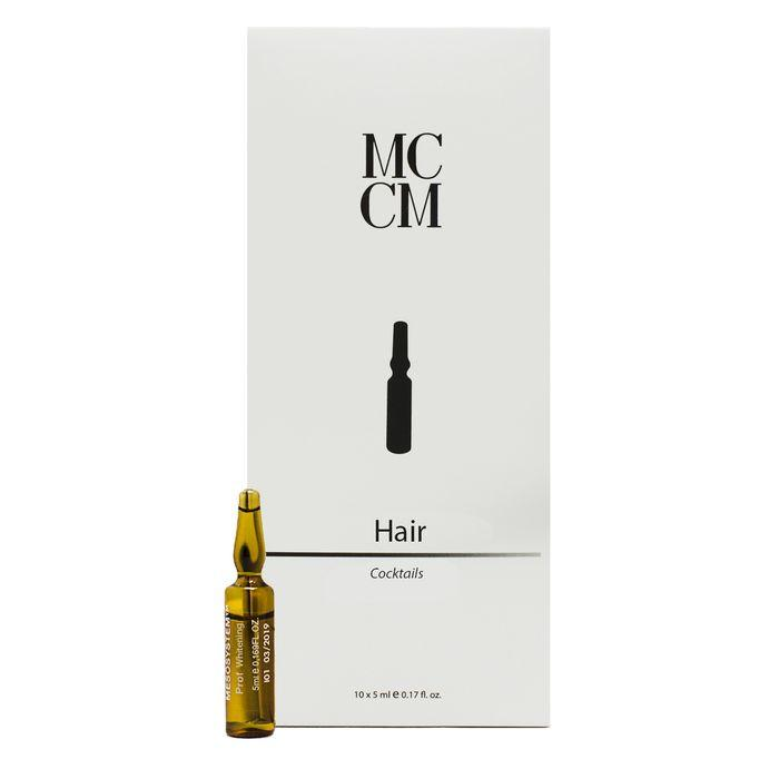 Коктейль от выпадения  волос HAIR Мезопрепараты MСCM 10 х 5 мл 0050