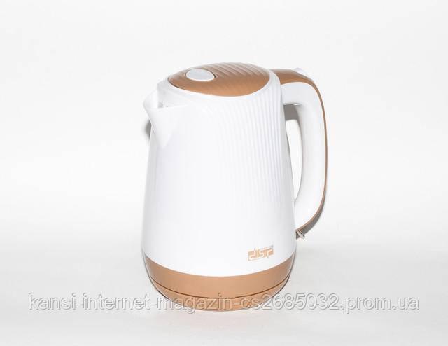 Чайник электрический DSP KK 1002, электрочайник,чайники