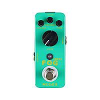 Mooer Fog педаль для бас- гитары, эффект- Fuzz