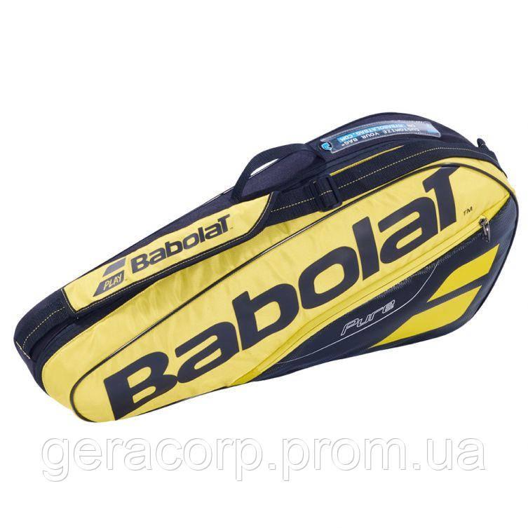 Чехол Baboalt RHX3 pure aero yellow/black 2019