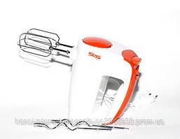 Миксер ручной  DSP KM2020, кухонный  миксер с насадками,миксер для измельчения