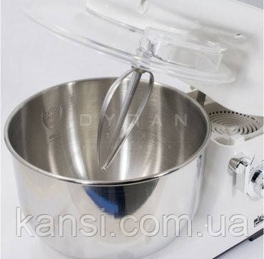 Міксер стаціонарний DSP KM3007 3 в 1, кухонний міксер з насадками,побутової міксер