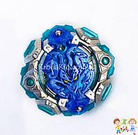 BeyBlade Orb Egis Outer Quest B-128 / Бейблейд Орб Егис Сглас Flame (голубой с синим)