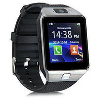 Часофон Smart Watch Phone DZ09, умные часы, смарт часы, фото 1