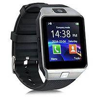 Годинникофон Smart Watch Phone DZ09, розумні годинник, смарт годинник, фото 1