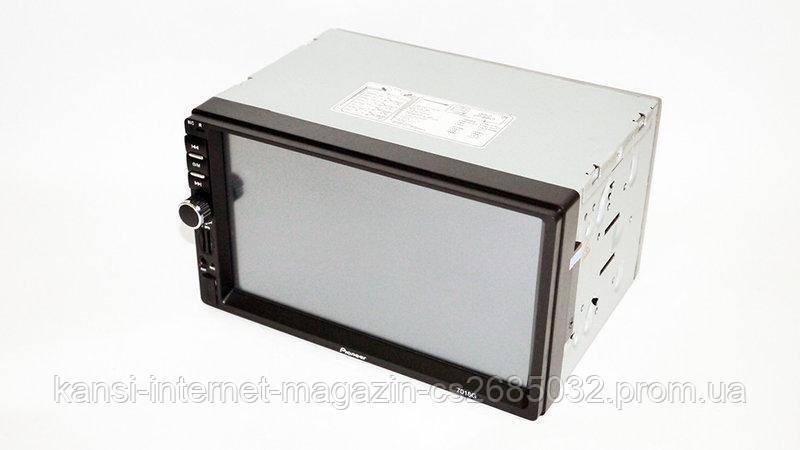 Автомагнітола Pioneer 2Din 7012 + рамка