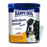 Happy Dog Multivitamin Mineral витаминно-минеральный препарат для быстрого восстановления организма, 400гр